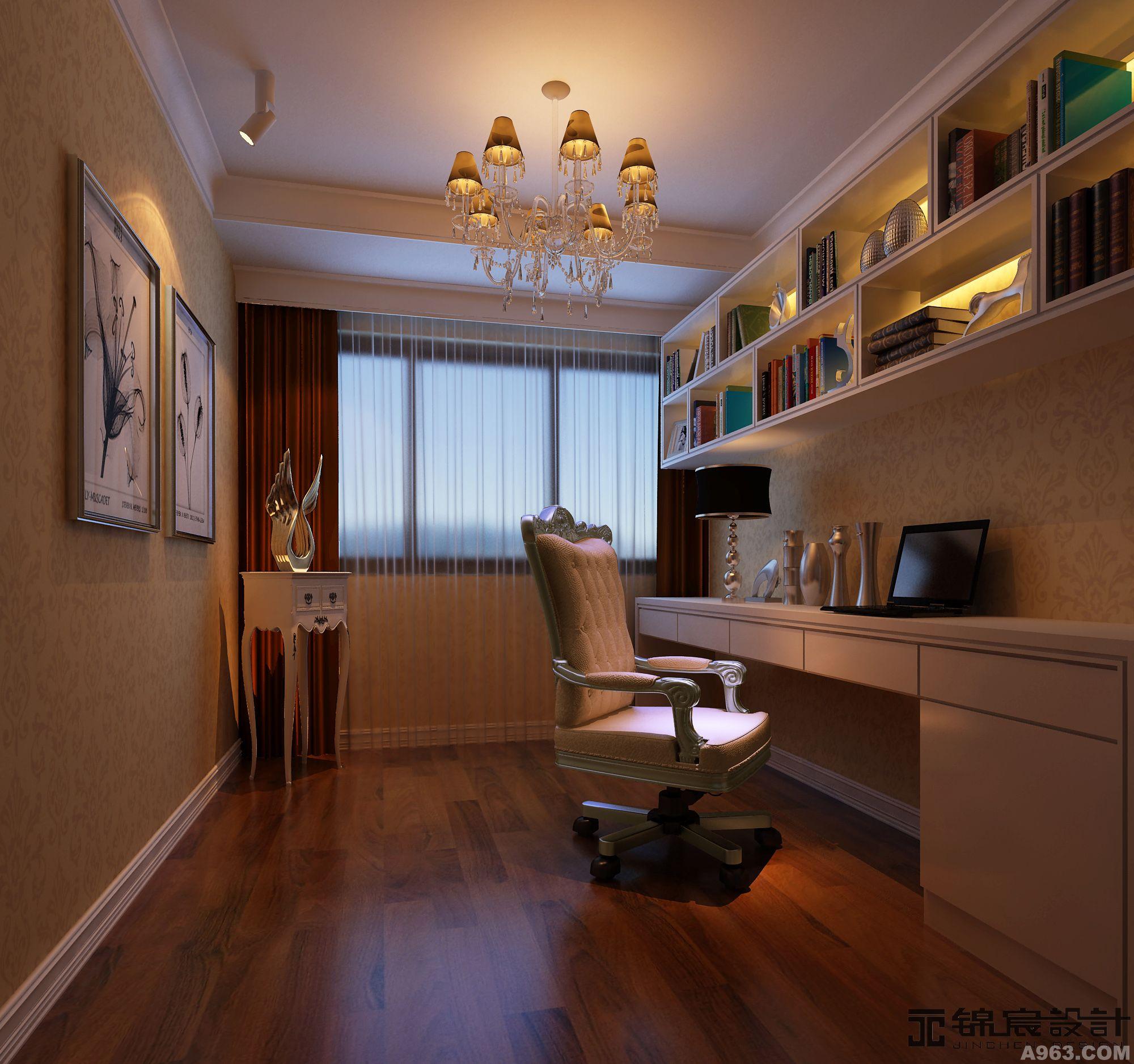 凯旋公馆---简约欧式 - 住宅空间 - 东莞室内设计网