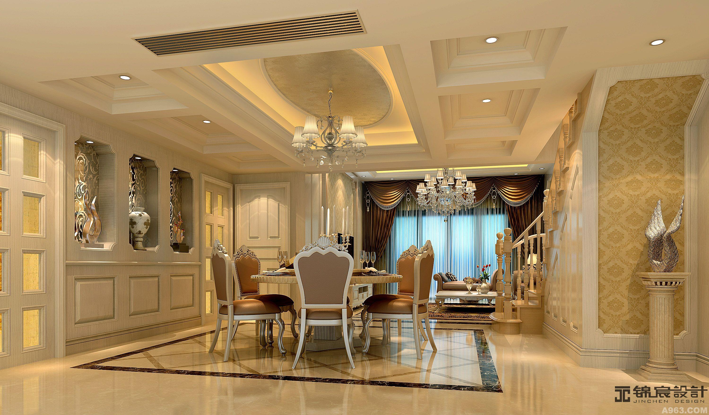 凯旋公馆---简约欧式 - 住宅空间 - 东莞室内设计网图片