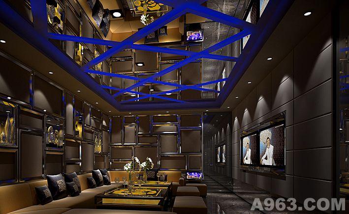 娱乐空间 - 东莞室内设计网