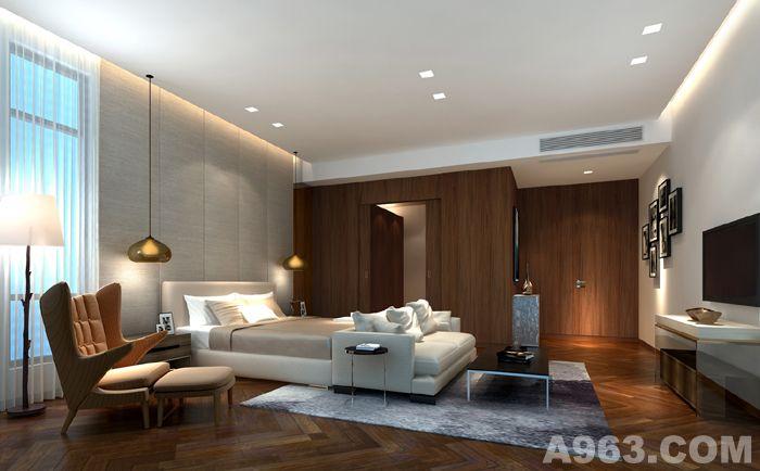 现代东方别墅设计——李新辉设计作品