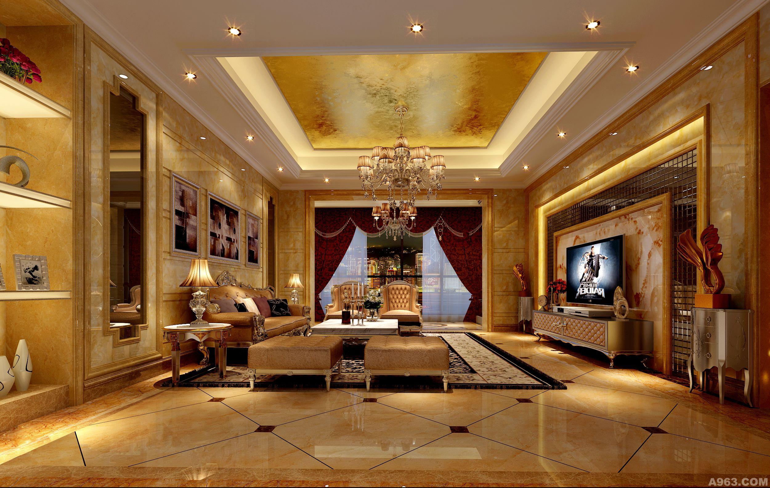 豪宅室内图片欣赏