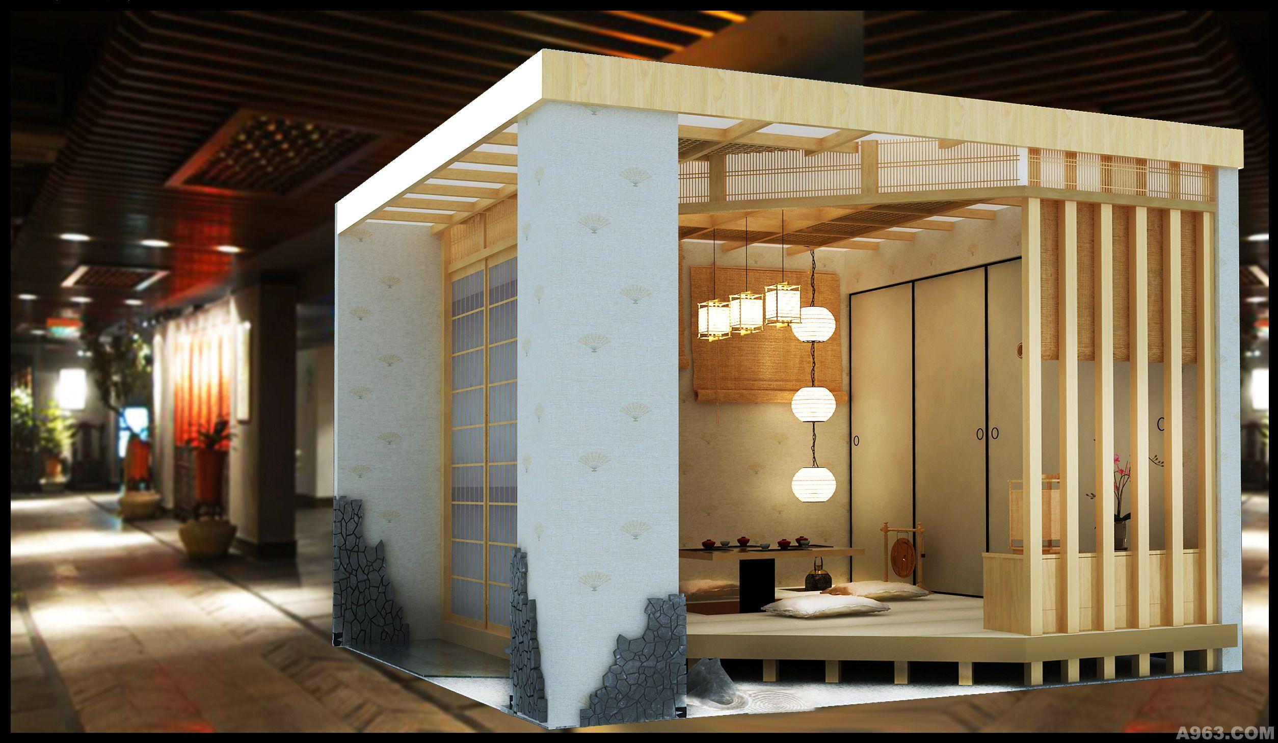 日式茶室2