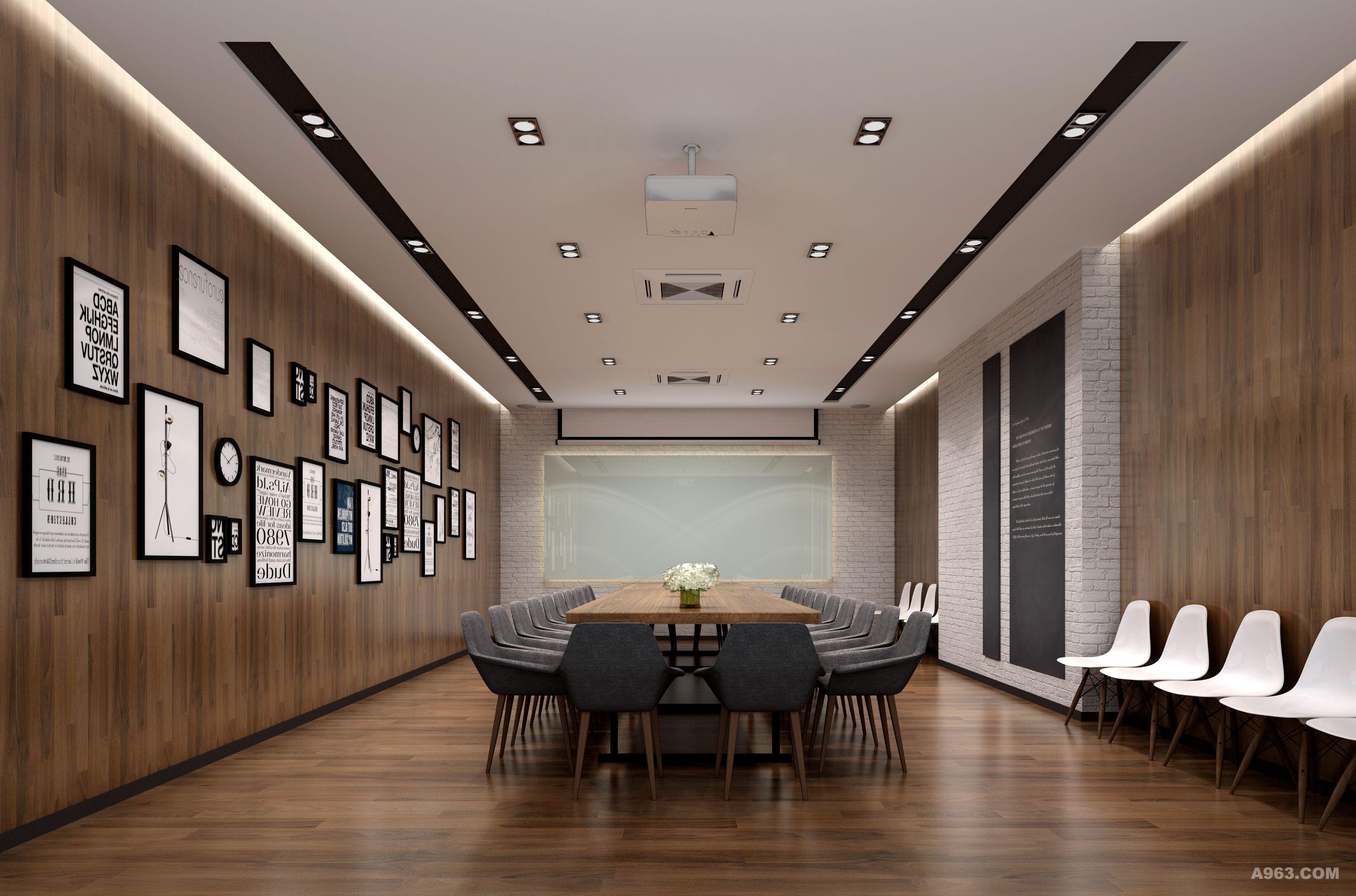設計風格:loft/輕工業風 主要用材;啞面黑鋼,仿木鋁塑板,原木,地坪