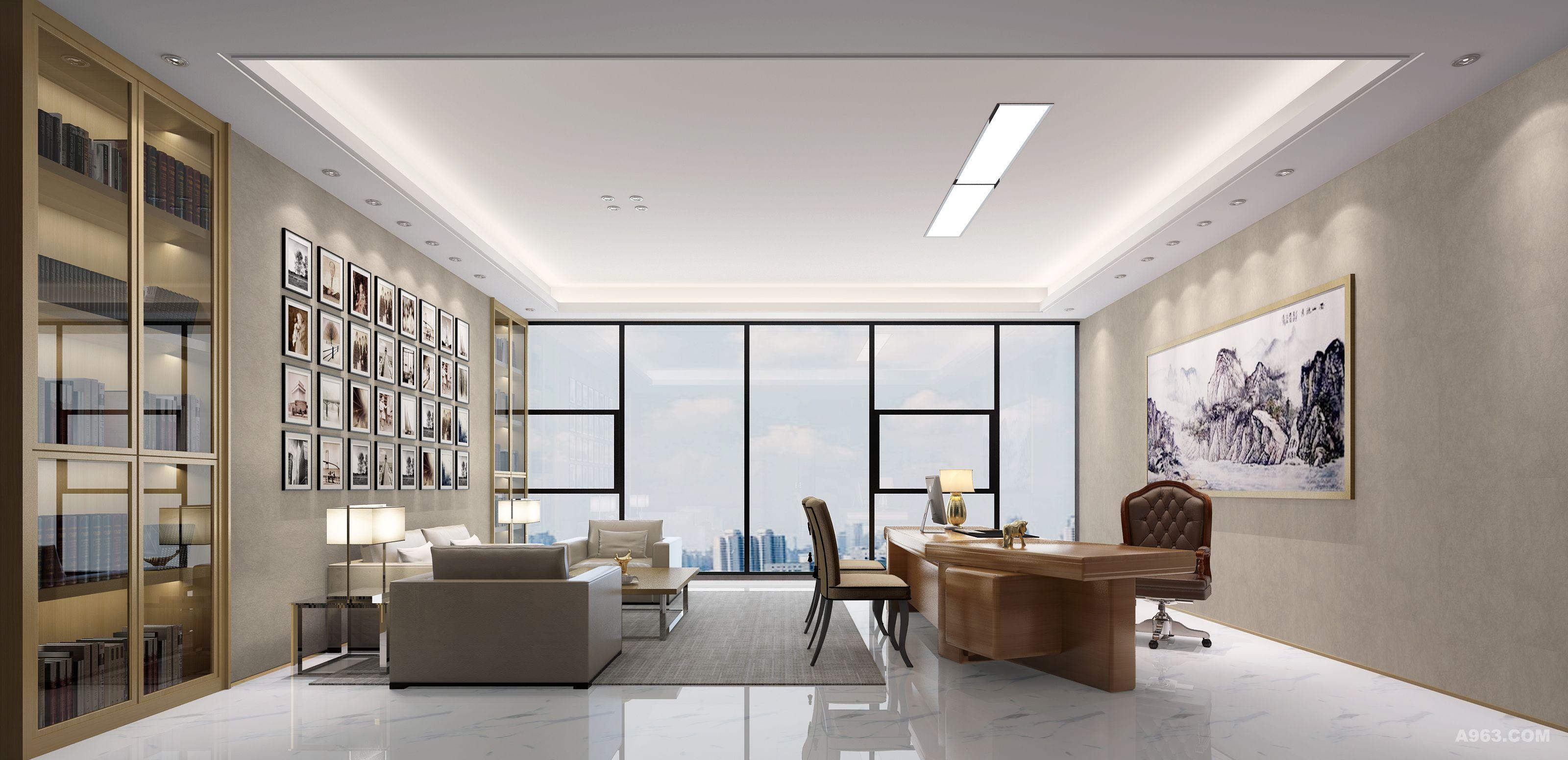 虎门港集团总部办公楼设计作品